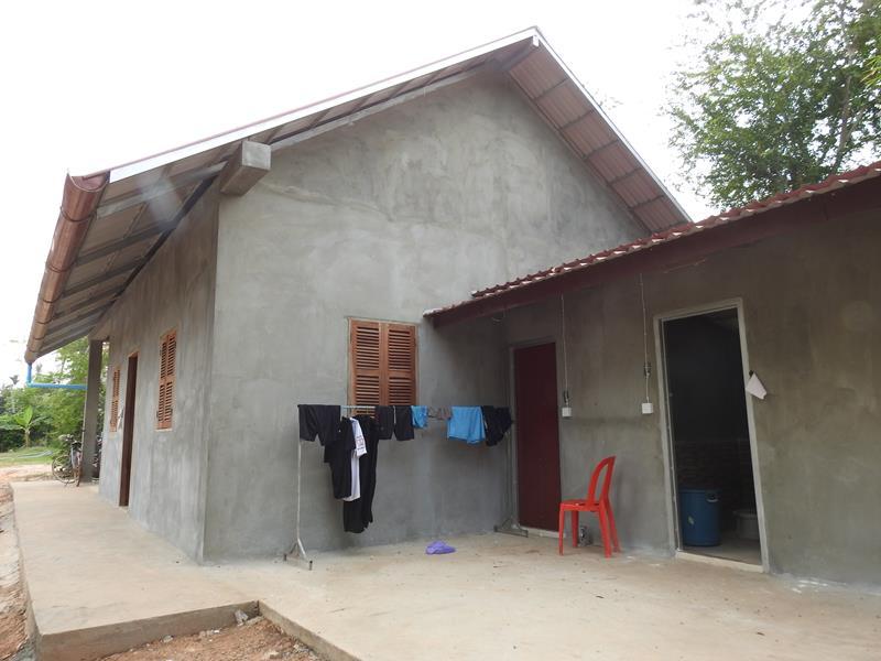 Hope for the children-Verblijfhuis van de jongens in Phnom Srok