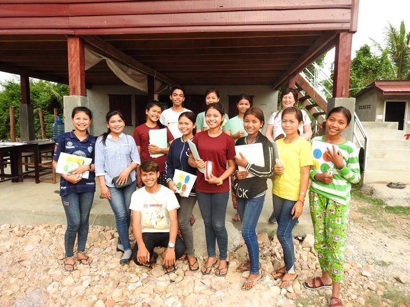 Hope for the children-Lieve met de studenten hoger onderwijs